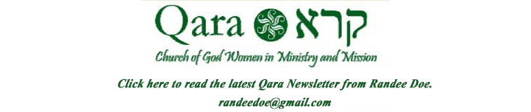 Click here to read this month's Qara Newsletter