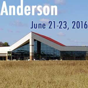 Anderson - June 21-23, 2016