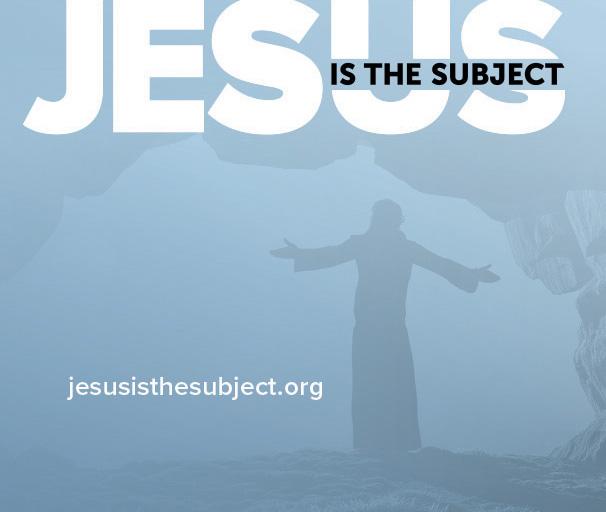 jesusisthesubject.org